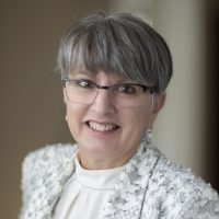 Linda Jassongne, advisor, events
